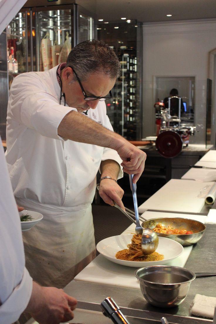 The Sicilian Affair at CottoCrudo
