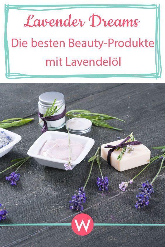 Pflegeprodukte mit Lavendelöl: So effektiv helfen sie gegen Akne, unreine Haut & Haarausfall