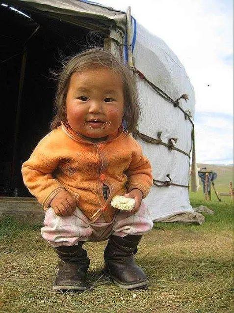прикольное фото монголов города туристы активно