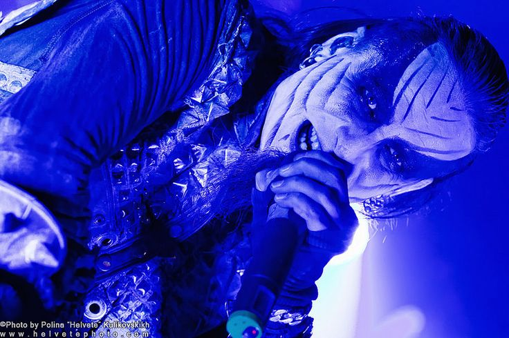 Dimmu Borgir at Brutal Assault 2012