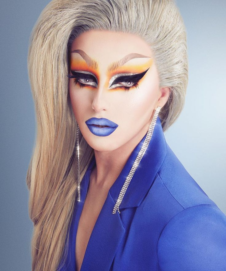 Pin on Drag Queens and Kings