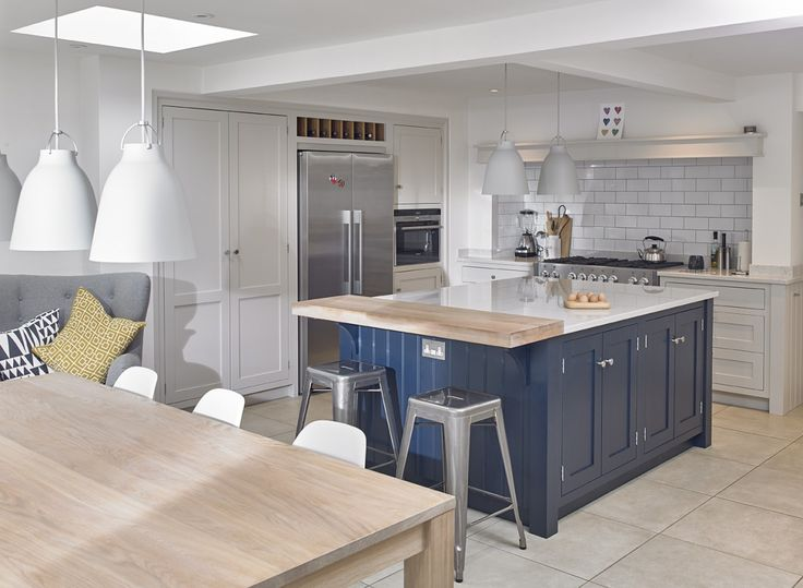 Cool & Contemporary | Russell & Hutton: Bespoke Kitchens Sheffield