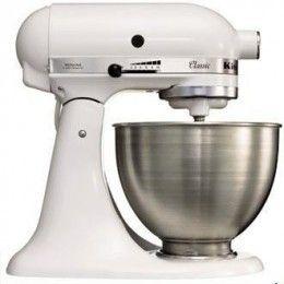 Mezcladora amasadora para elaborar la masa de los cupcakes y la buttercream.