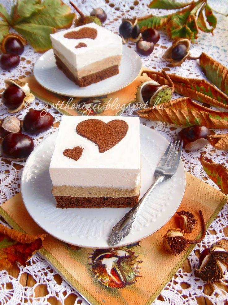 Hideg esős őszi napokon nincs is jobb elfoglaltság annál, minthogy az ember süt egy tepsi krémes-habos süteményt, s ezzel jobb ...