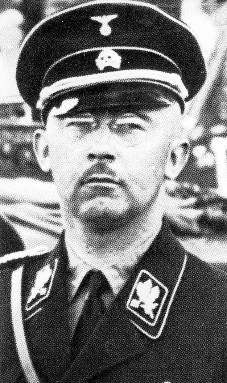 A Portrait of Evil - Heinrich Himmler, SS Chief, Head of the Gestapo and the Waffen SS, Minister of the Interior and second-most important man in Nazi Germany