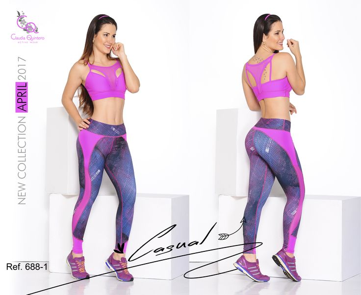 ropa deportiva mujer conjuntos toplegging ropa deportiva claudia quintero