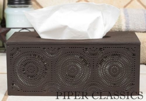 Tissue Box Holder W Pinwheels Box Measures 5 Quot Wide 10