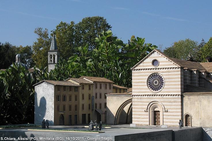 """Assisi - """"La Chiesa di S. Chiara"""""""