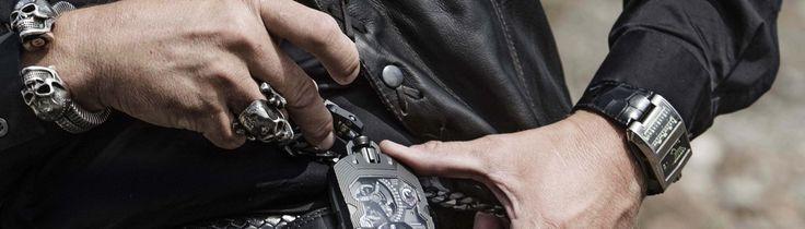 """Urwerk UR-1001 Zeit Device starring in """"Easy Rider 2"""""""