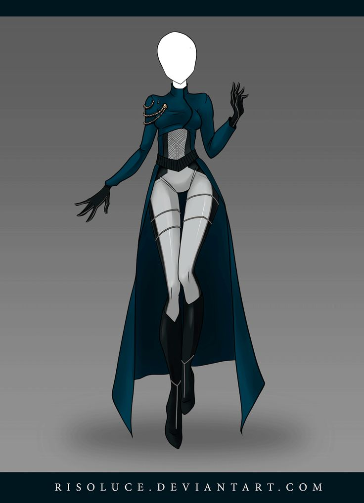 Coolest Anime Character Design : Outfit by risoluce designs pinterest
