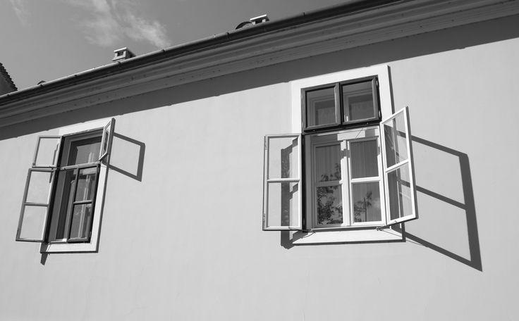 Ablakok - Nagymaros Fotó: Tumbász Kata