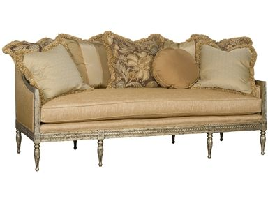 Shop for Vanguard Mann Sofa, V586-S, and other Living Room Sofas at Goods Home Furnishings in North Carolina Discount Furniture Stores Outlets. Fabric Only.