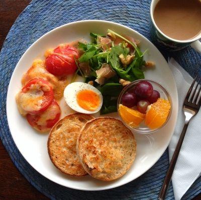 breakfast   HAPPY GIRL'S BENTO