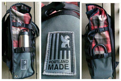 Chrome Customs Bag Collage