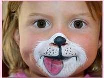 easy face painting idea