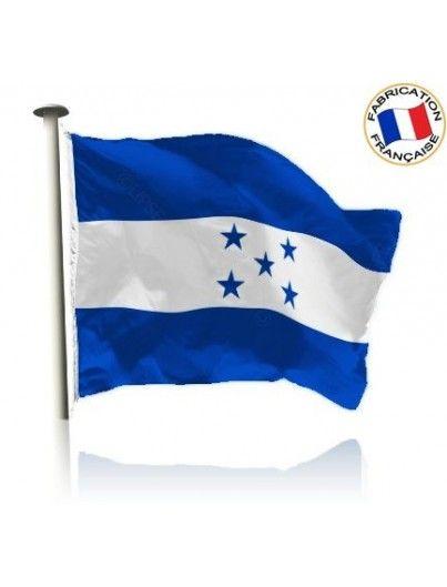 Drapeau Honduras Made In France by Manufêtes