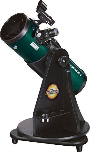 Orion 10015 StarBlast 4.5 Astro Reflector Telescope (Teal) : Reflecting Telescopes : Camera & Photo