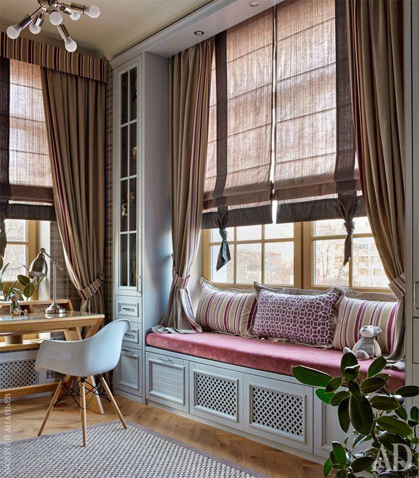 Нажмите на фото, чтобы посмотреть все интерьеры квартиры.