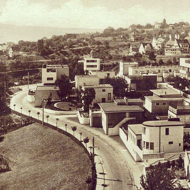 ? H6. Ludwig Mies van der Rohe et al., Weissenhofsiedlung, Stuttgart (1926)