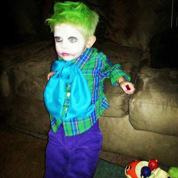 Best 25 joker toddler costume ideas on pinterest boys joker toddler joker costume solutioingenieria Choice Image