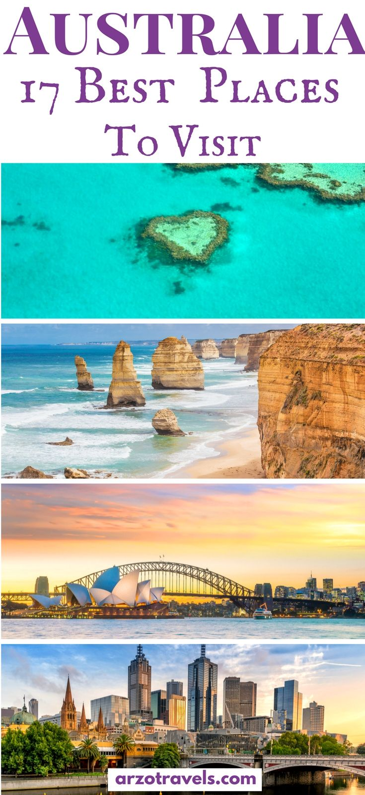 Find out about the very best places to visit Australia. Where to go and what to see in Australia? Here are the answers I Australia where to go I Best places in Australia