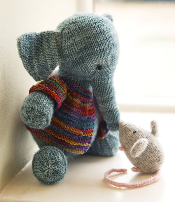 Elephant Teddy Knitting Pattern : 286 best images about safari animals soft toys on ...