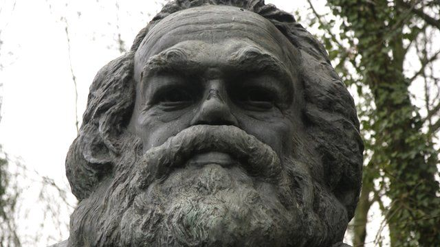 A history of capitalism - and Marx - in 233 seconds - BBC News