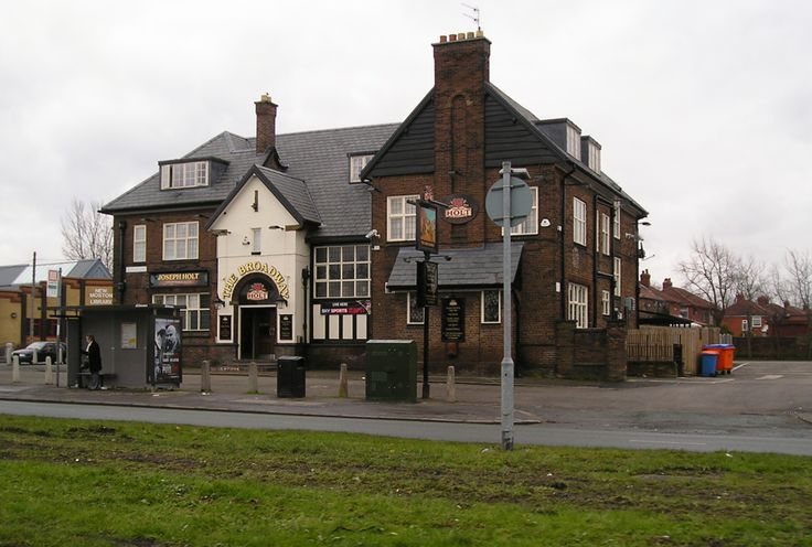 The Broadway, Moston, Manchester.