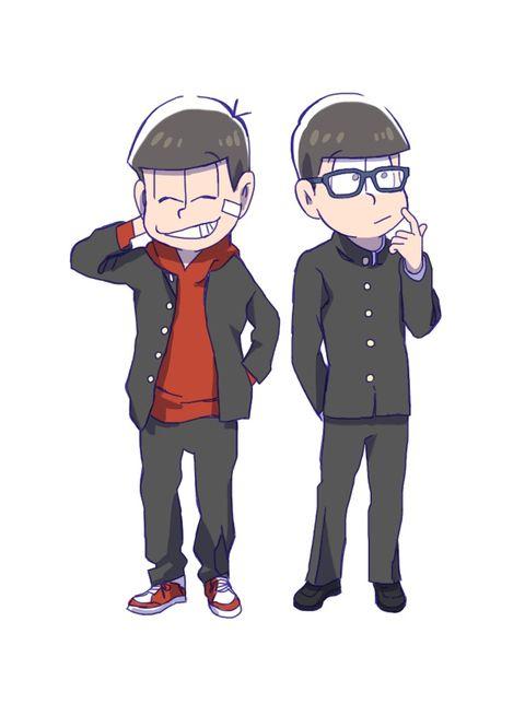 おそ松 さん 爆笑 pixiv 漫画