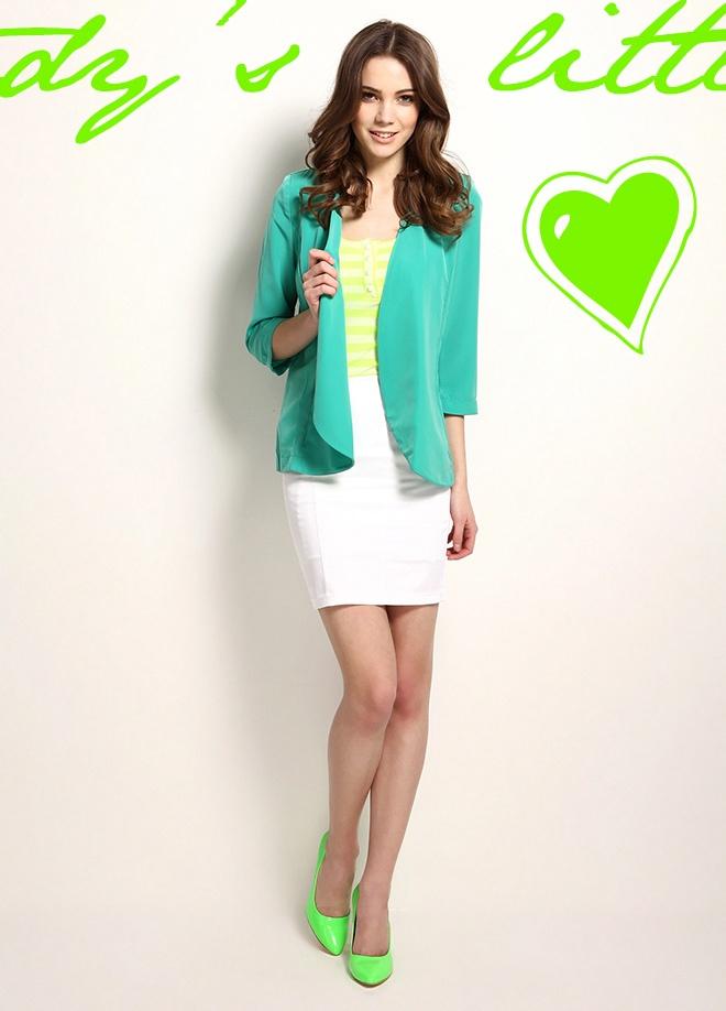 Giz Fashion Etek Markafoni'de 199,00 TL yerine 67,99 TL! Satın almak için: http://www.markafoni.com/product/3520245/