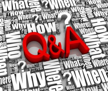 Well, this is where you can ask your health and fitness related questions and you will receive answers from qualified and certified personal trainers and other health and fitness experts.  So what are you waiting for? Fire away...