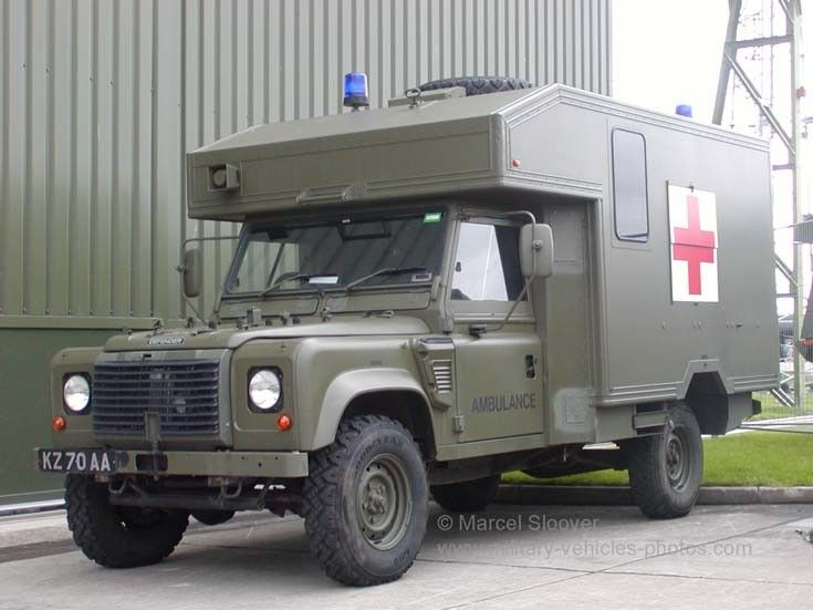 army land rover battlefield ambulance land rover. Black Bedroom Furniture Sets. Home Design Ideas