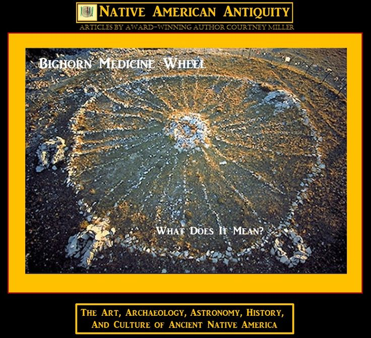 The Bighorn Medicine Wheel--What does it mean?