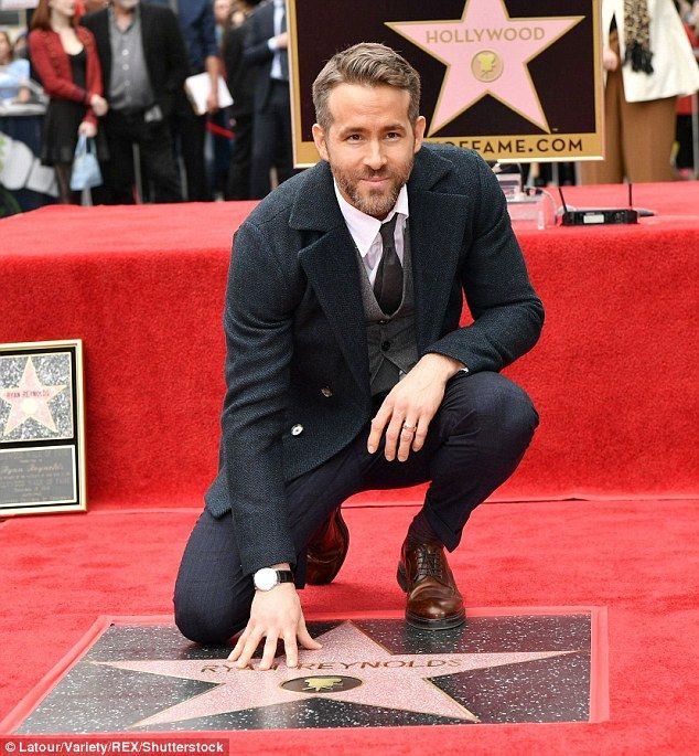 Achievement: Ryan Reynolds was honored with a star on the Hollywood Walk of Fame on Thursd...