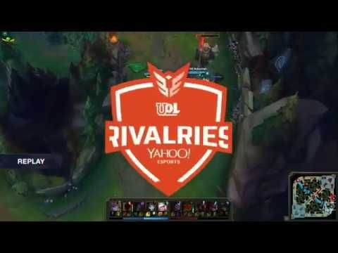 uLoL Rivalries - UNC VS Duke - Game 1 https://www.youtube.com/watch?v=OeEt3YGciV0 #games #LeagueOfLegends #esports #lol #riot #Worlds #gaming