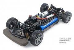 Tamiya 58600 - 1/10 TT-02 Type-S Chassis Kit