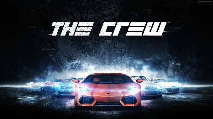 The Crew XBox 360 Game