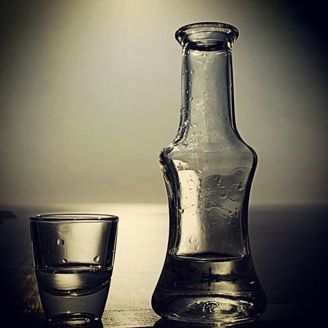 #Raki, the Cretan drink!  Photo credits: @new_year_in_greece