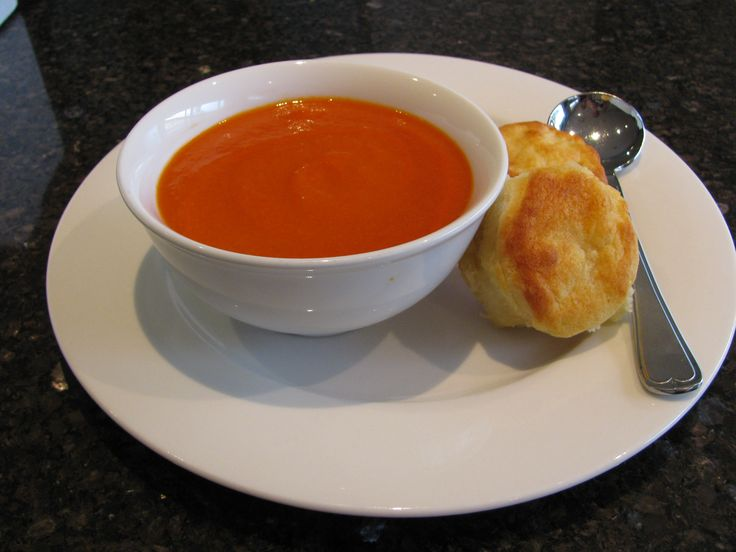Recipe Roasted Capsicum and Tomato Soup by Gayle Rowan - Recipe of category Soups