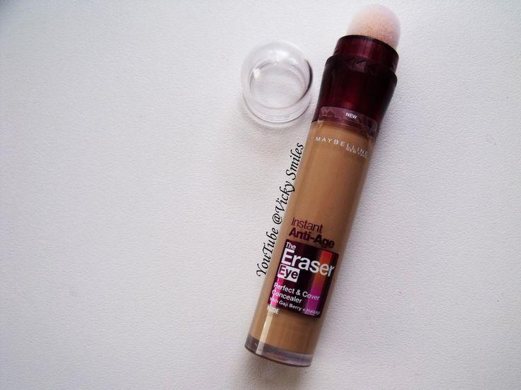 Το Instant Anti-Age The Eraser Eye Perfect & Cover της MAYBELLINE είναι ένα concealer που έχει εκθειαστεί απο τη μέρα που βγήκε στην αγορά. Άν παρακολουθείς beauty channels στο YouΤube σίγουρα…