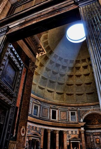 "See the ""Light of Pantheon"" by Noelle Visconti here: http://www.ugallery.com/photography-light-of-pantheon# #classicism #photographyClassic Photography, Structures Incredibles, Favorite Places, Favourite Places, Noelle Visconti, Travel Architecture"
