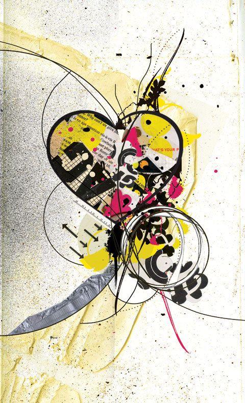 Antigirl -- Graphic Design's Bad Girl Tiphanie Brooke