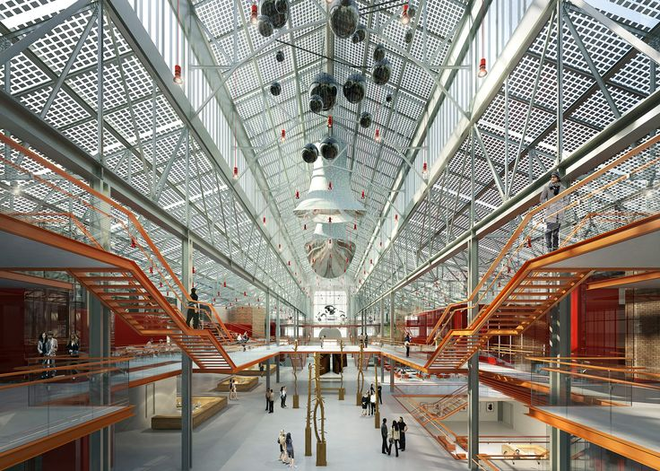 RENZO PIANO TO CONVERT MOSCOW POWER STATION INTO ART GALLER
