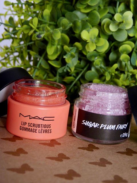 Melanie's Nook: Battle of the Brands : Lip Scrubs