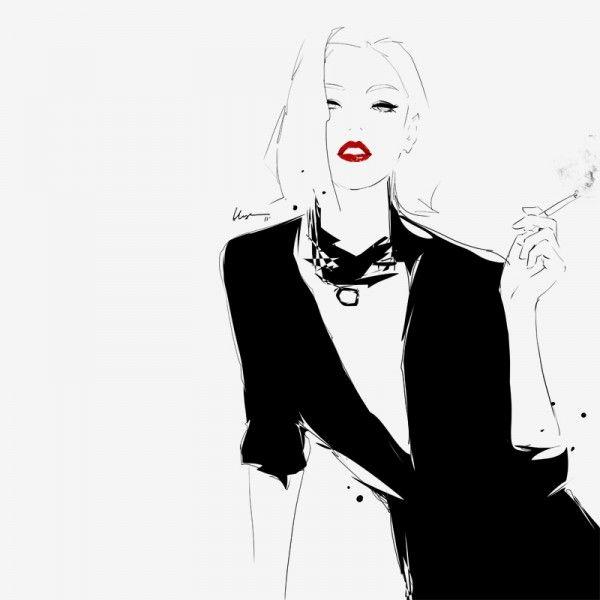 ファッション·イラスト·フロイド·グレイ-9