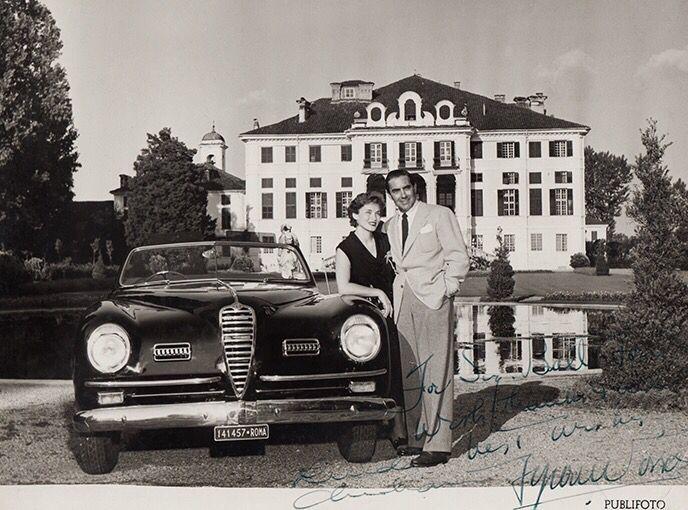Linda Christian & Tyrone Power