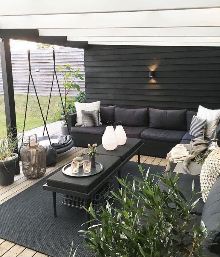 ゚ D Outdoor Living Rooms Outdoor Living Space Design Outdoor Living Room