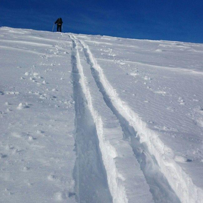 Til toppen - Uphill