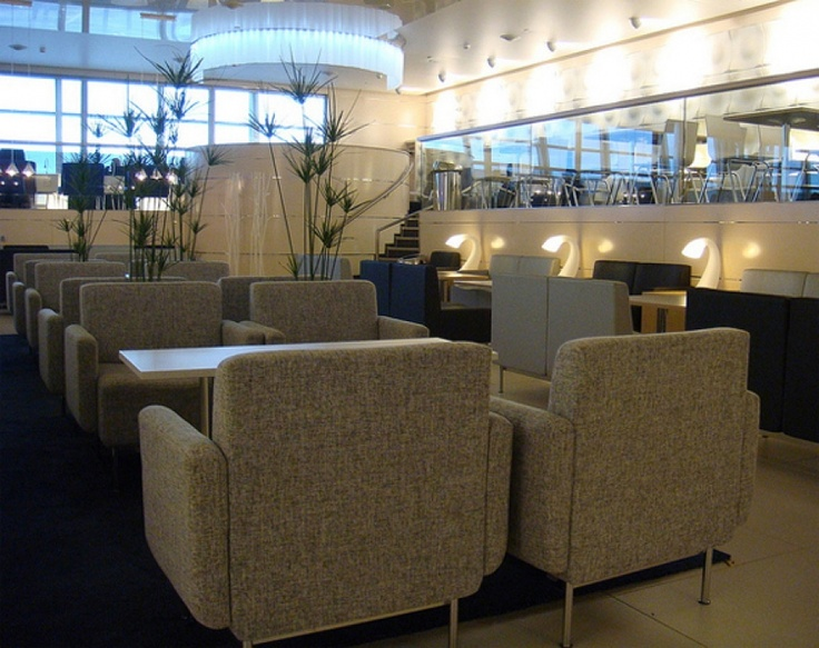 Топ 10 лучших в мире залов ожидания в аэропортах