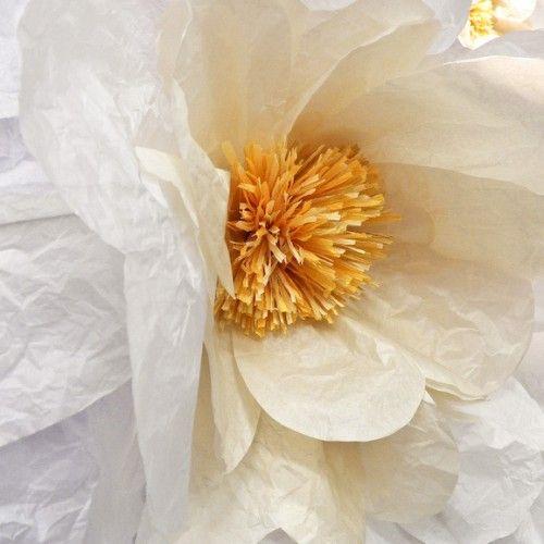 Fiori giganti e origami per il matrimonio. Ecco le idee di Monica dal Molin per Abilmente!